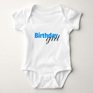 Birthday girl (3) tee shirt