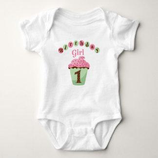 Birthday Girl Age 1 Shirts