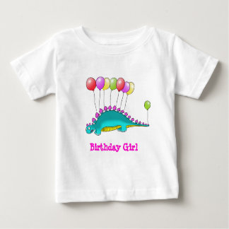Birthday Girl Baby T-Shirt