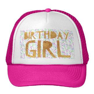 Birthday Girl Cap