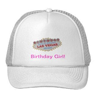 Birthday Girl, Las Vegas Party Hat