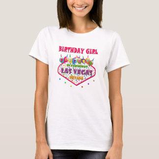 BIRTHDAY GIRL Las Vegas T-Shirt