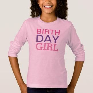 Birthday Girl | Personalized Girl's Shirt