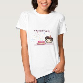 Birthday Girl Tshirts