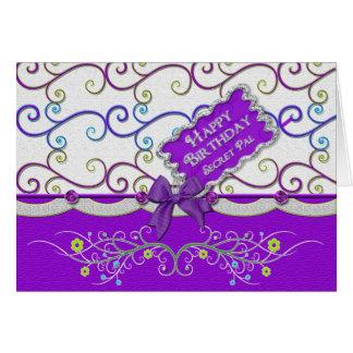 Birthday  - Girly - Fun Greeting Card
