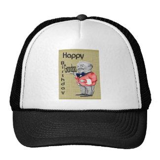 Birthday Grandpa waiter Trucker Hat