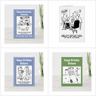 Birthday & Greeting Cards
