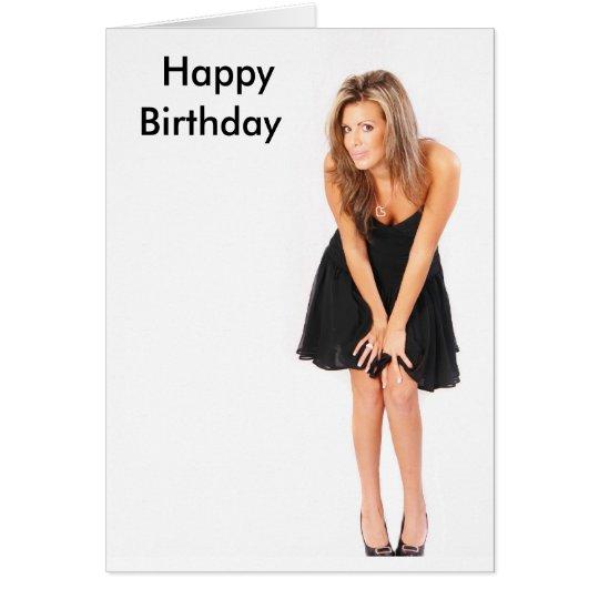 Birthday Guy Card