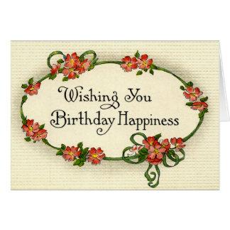 """Birthday Happiness"" Card"