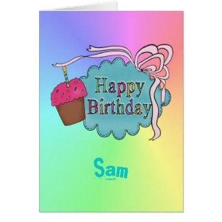 Birthday Happy Birthday Card