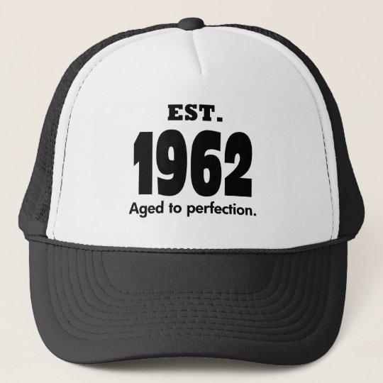 Birthday hat. trucker hat
