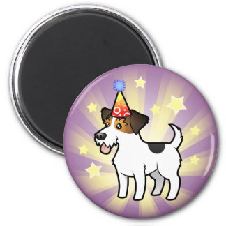 Birthday Jack Russell Terrier Magnet