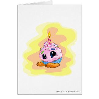 Birthday JubJub Card