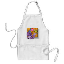 Birthday Kacheek aprons