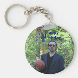 Birthday Keychain