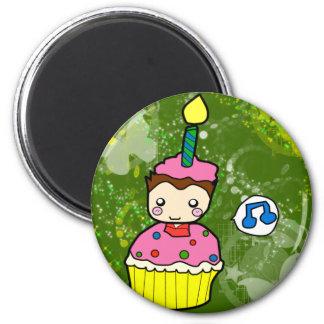 Birthday Magnet