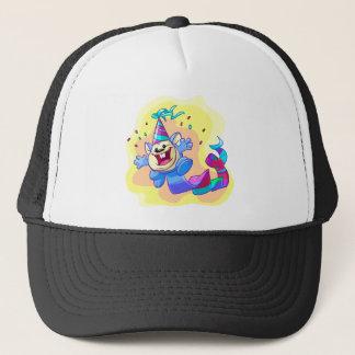 Birthday Meerca Trucker Hat