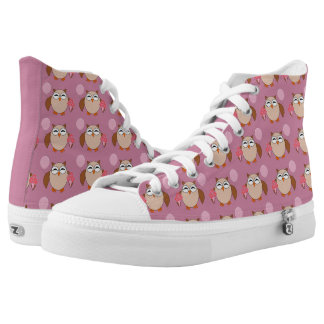 Birthday Owl Shoes