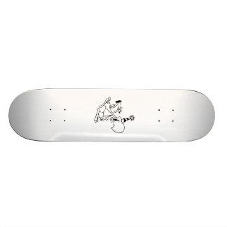 Birthday Party Bird Skate Board Deck