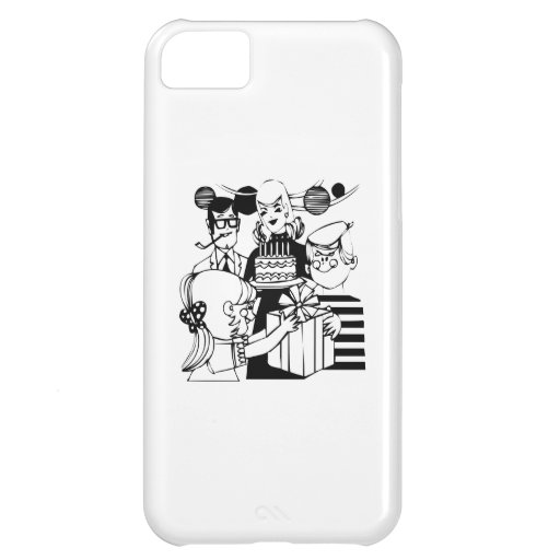 Birthday Party iPhone 5C Covers