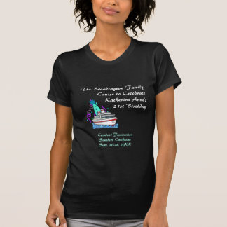 Birthday Party Hat Cruise T-Shirt