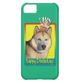 Birthday Party Hat - Golden Retriever Tebow Corona iPhone 5C Cases