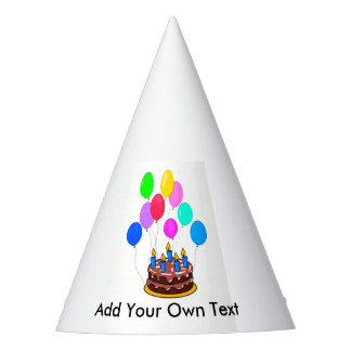 Birthday Party Hat! Party Hat