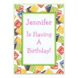 BIRTHDAY PARTY INVITATION 13 CM X 18 CM INVITATION CARD