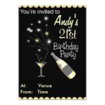 Birthday Party Invitation - Any Age - Adult