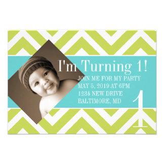 Birthday Party Invite Turning chevgr