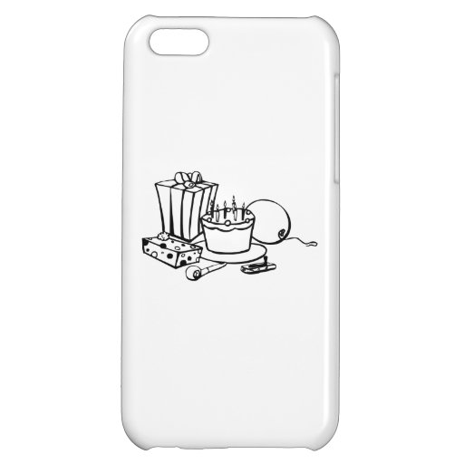 Birthday Party iPhone 5C Cover