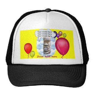 Birthday Party Tiki Hats