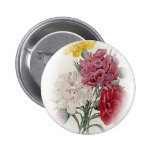 Birthday Pinks - Soft Edged Oval Button