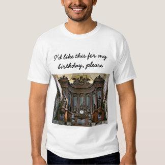 Birthday present - St Sulpice T-shirts
