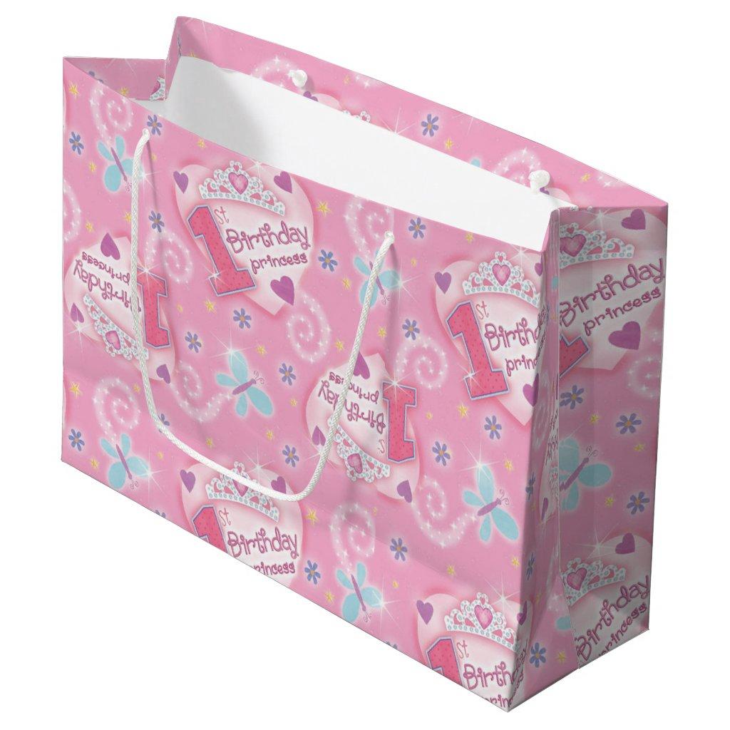 Birthday Princess Gift Bag