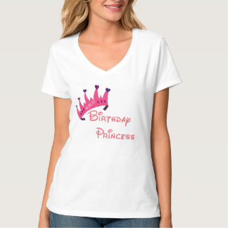 Birthday Princess Tee