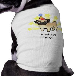 Birthday Pug Shirt