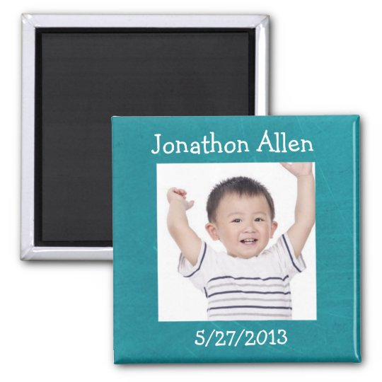 Birthday Reminder Refrigerator Photo Magnets