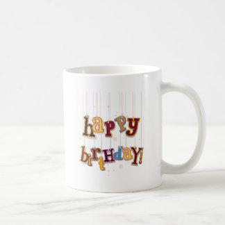 Birthday Strings Mug