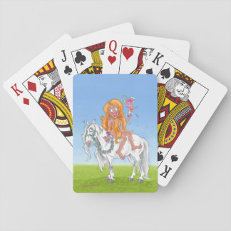 """""""Birthday Suit"""" Playing cards"""