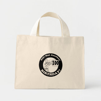 Birthday T-shirts and Gifts Mini Tote Bag