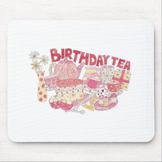 Birthday Tea Mouse Mat