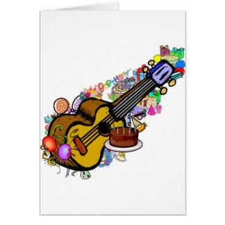 birthday uke card