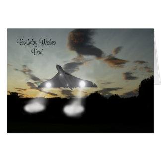 , Birthday Wishes Dad Greeting Card