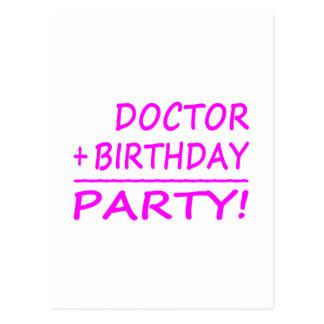 BIRTHDAYMATHS+Doctor+PINK+PROD.png Postcard