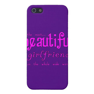 Birthdays Christmas Parties : Beautiful Girlfriend Cover For iPhone 5