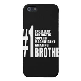 Birthdays Parties Christmas : Number One Brother iPhone 5 Cover