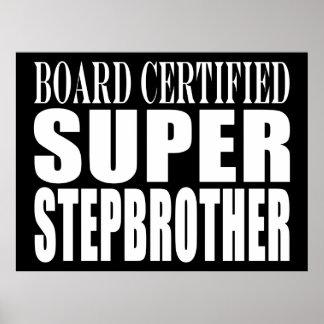 Birthdays Parties Christmas : Super Stepbrother Print