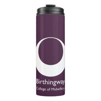 Birthingway Logo Travel Tumbler