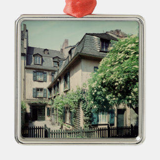 Birthplace of Ludwig van Beethoven Christmas Ornament